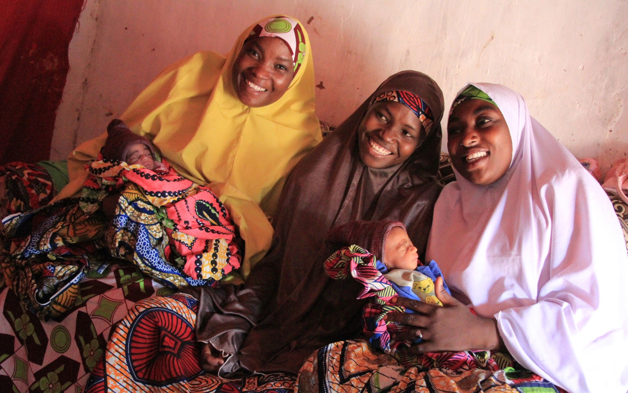 We build partnerships to transform the health of women and children
