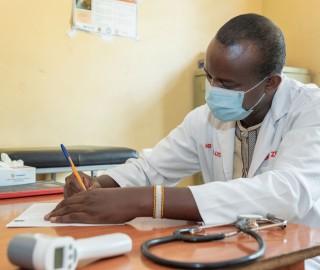 Hospital Laisamis, Kenya. Credit: Compass Media