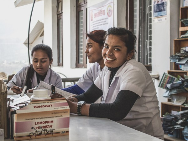 Supporting Nepal to achieve Universal Health Coverage