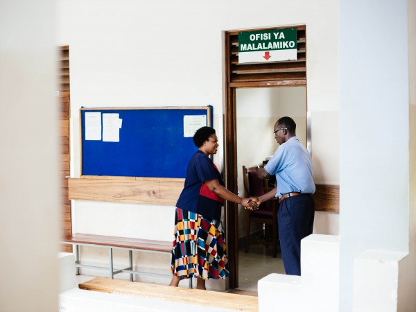 Simple intervention leads to increased quality of care in hospitals, Tanzania