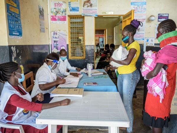 Kenya, Lodwar County Referral Hospital. Credit: Compass Media