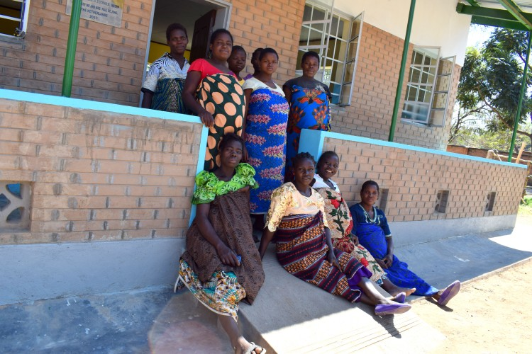 Maternity Waiting Home, Malawi