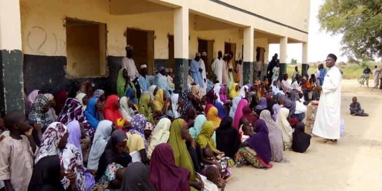 Health facility in Northern Nigeria