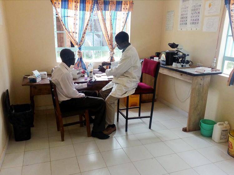 Sikulu Dispensary, Bungoma County
