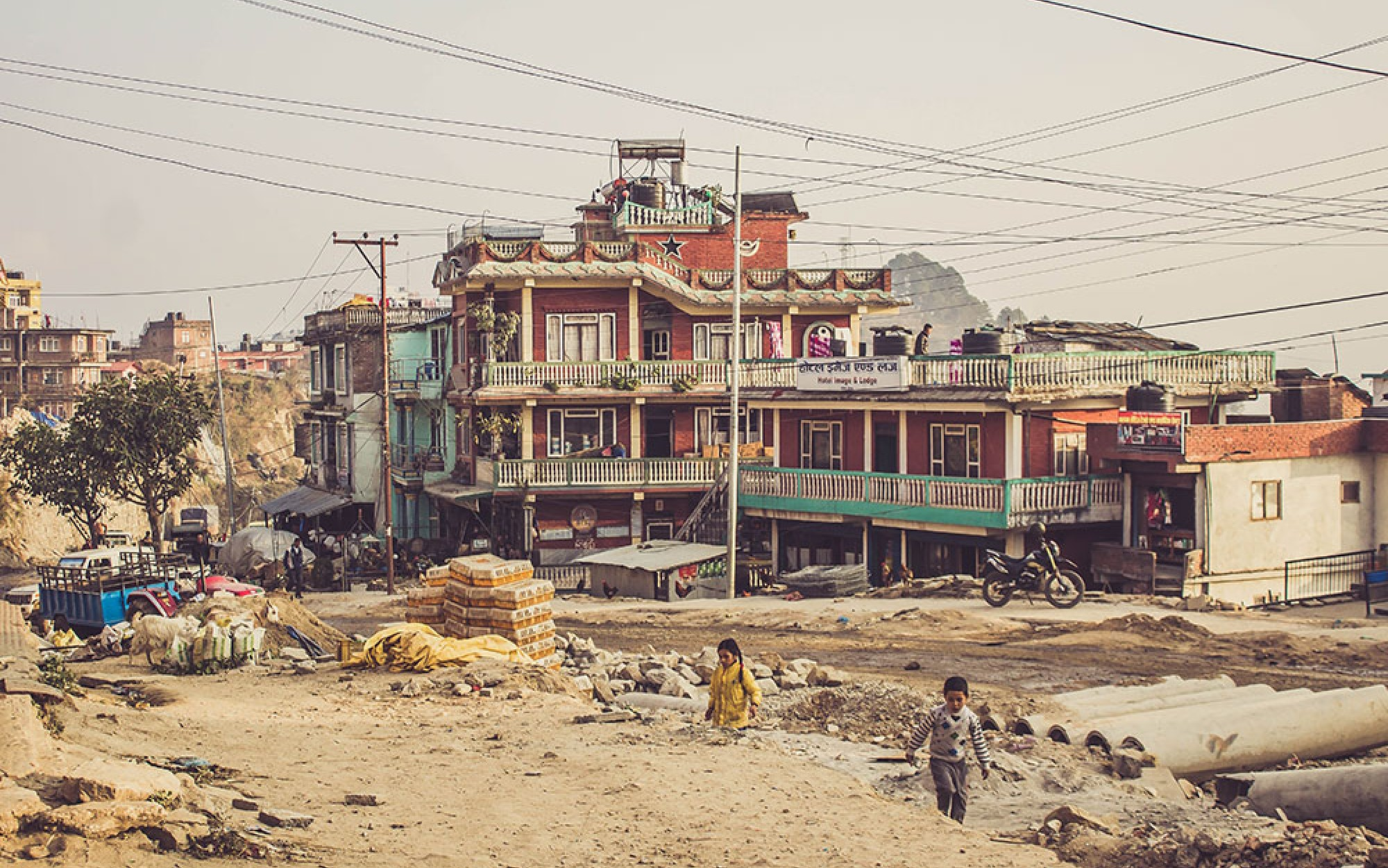Recovery and Resilience to Climate Change in Nepal