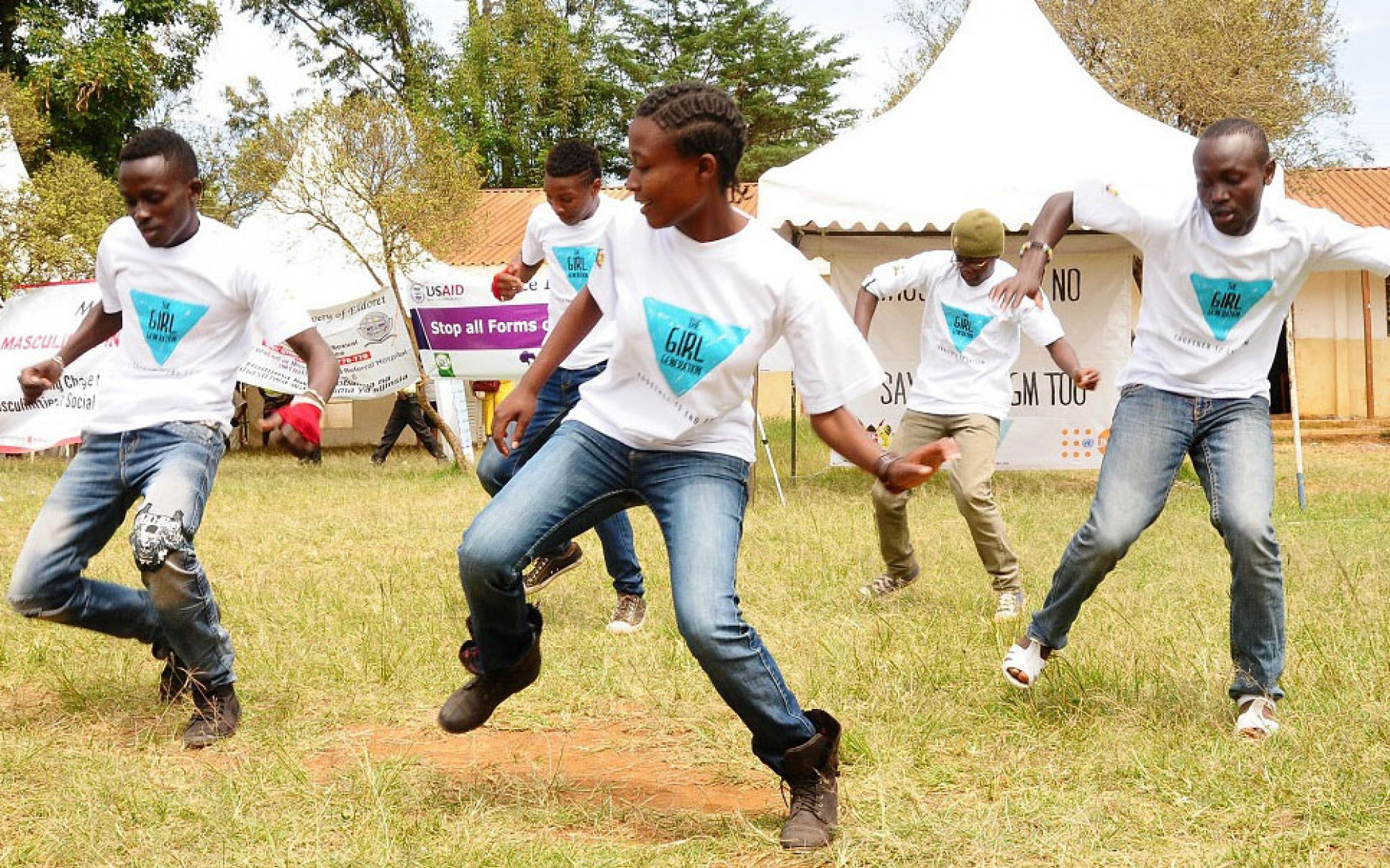 Small grants make a big difference in campaign to end FGM