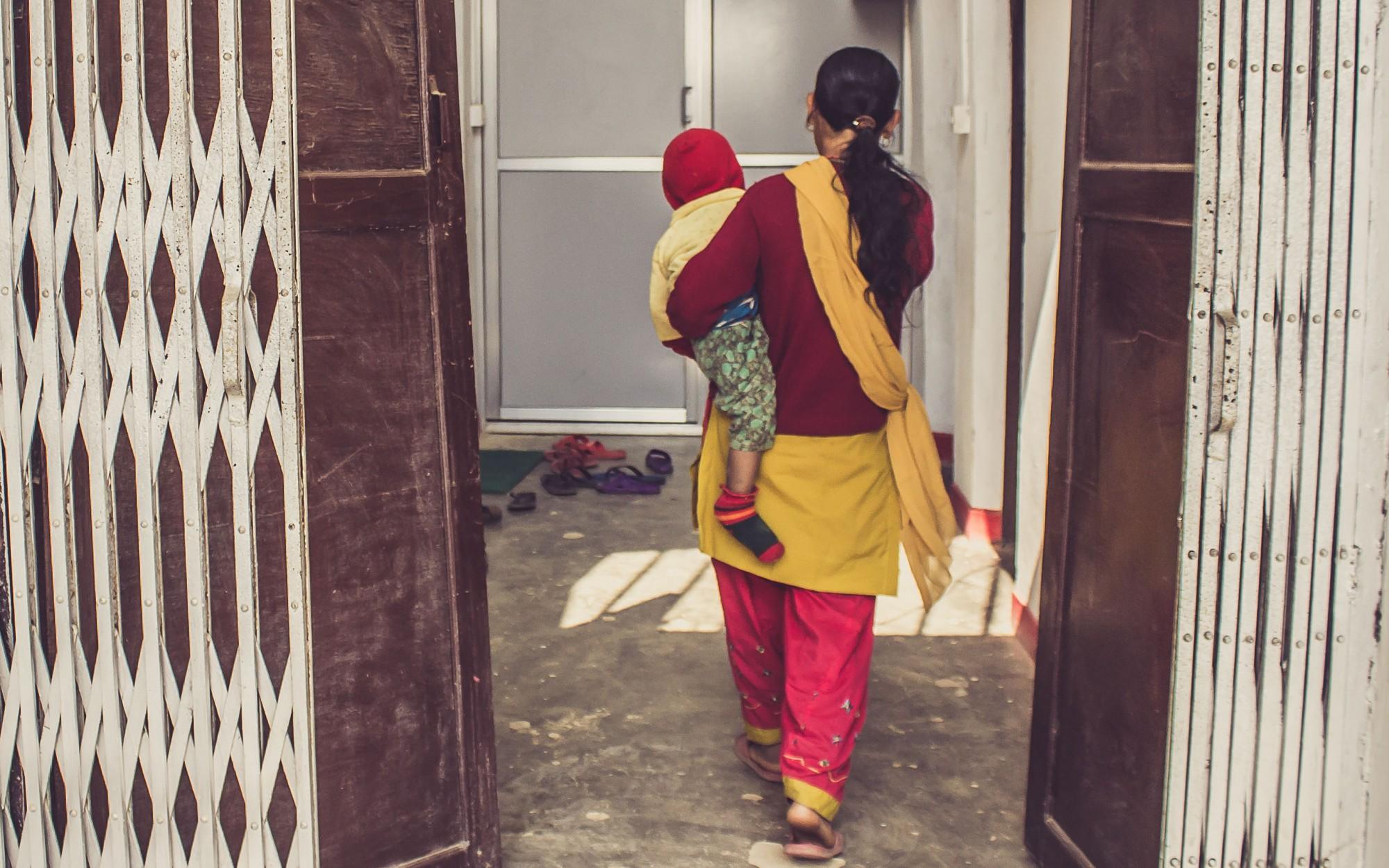 Tackling gender-based violence in Nepal