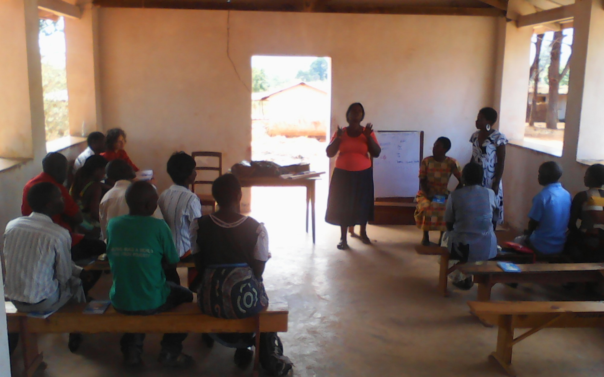 Community-based health groups help reduce drug theft in Malawi