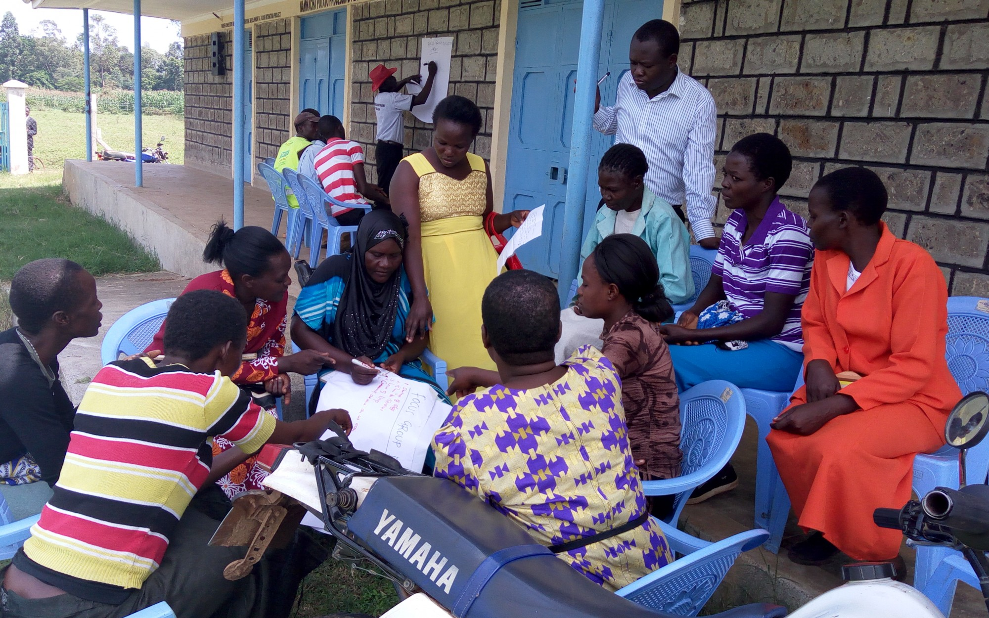 Community Scorecards for Accountability in Bungoma
