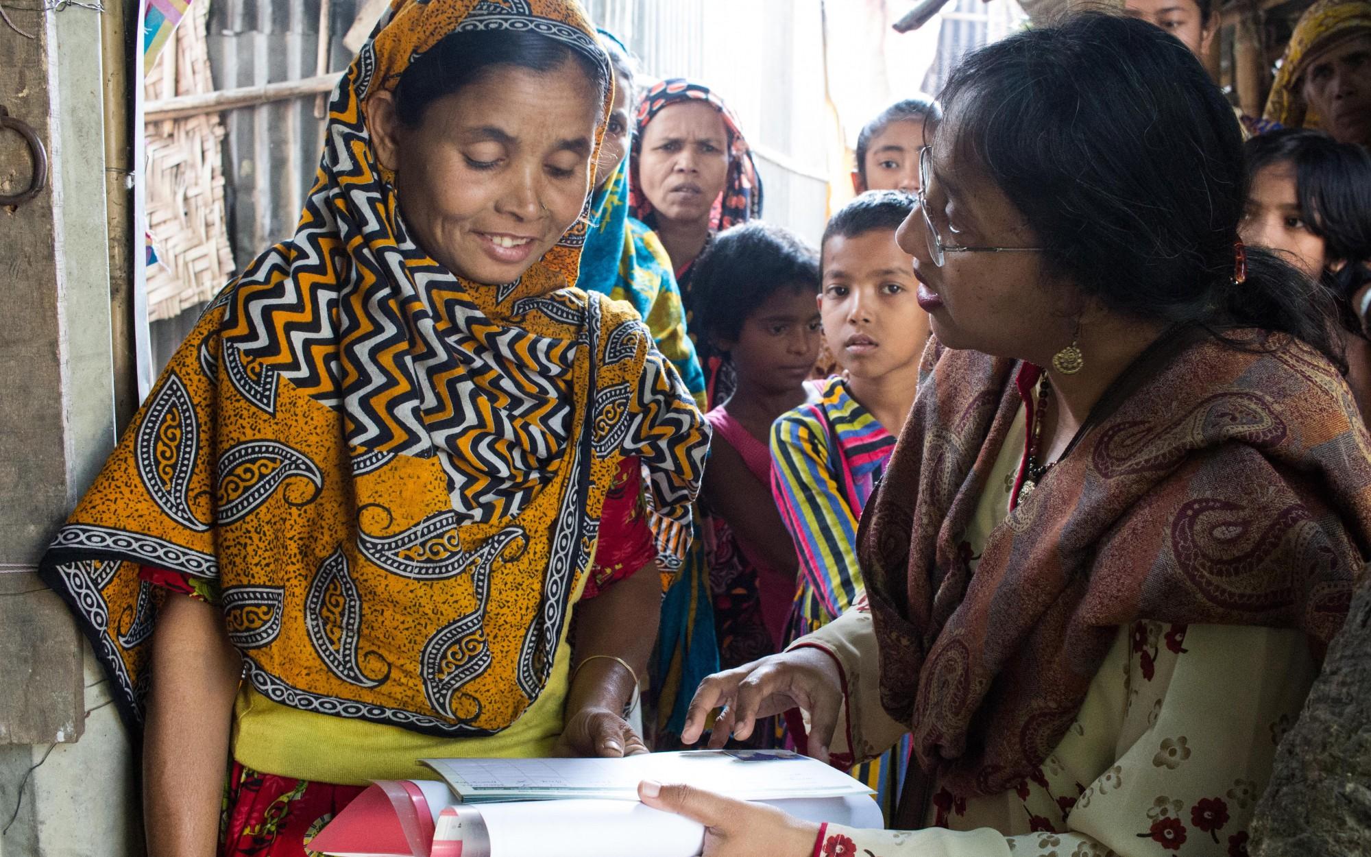 Gender equality in Bangladesh