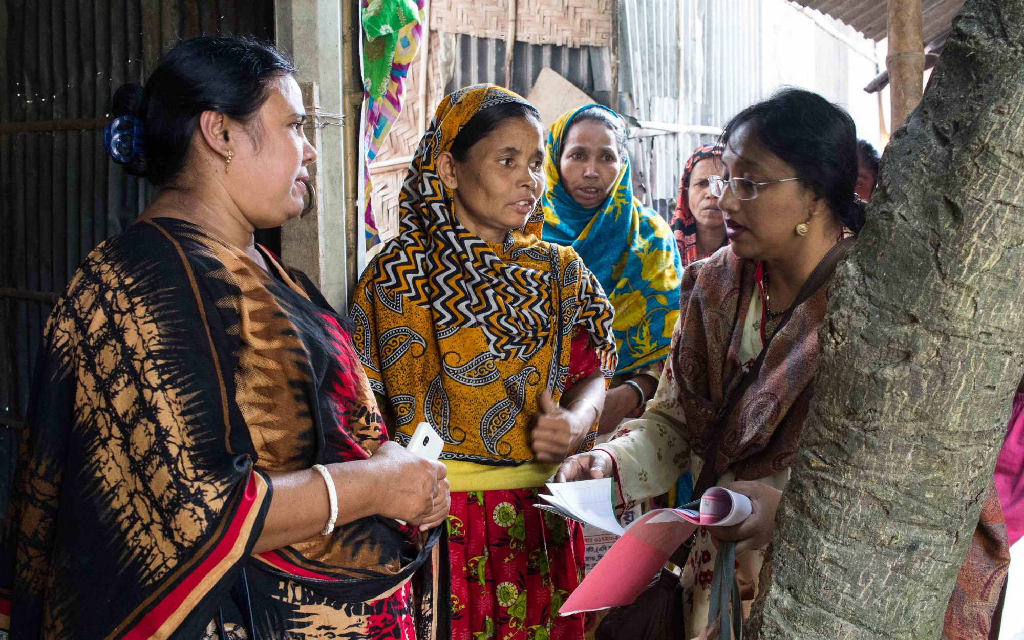 Strengthening the urban health system for the extreme poor, Bangladesh