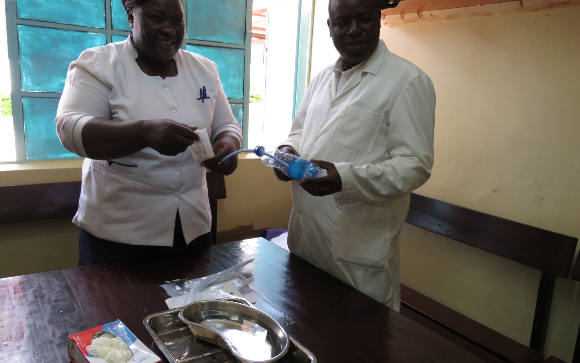 Health worker mentorship: building skills to save lives