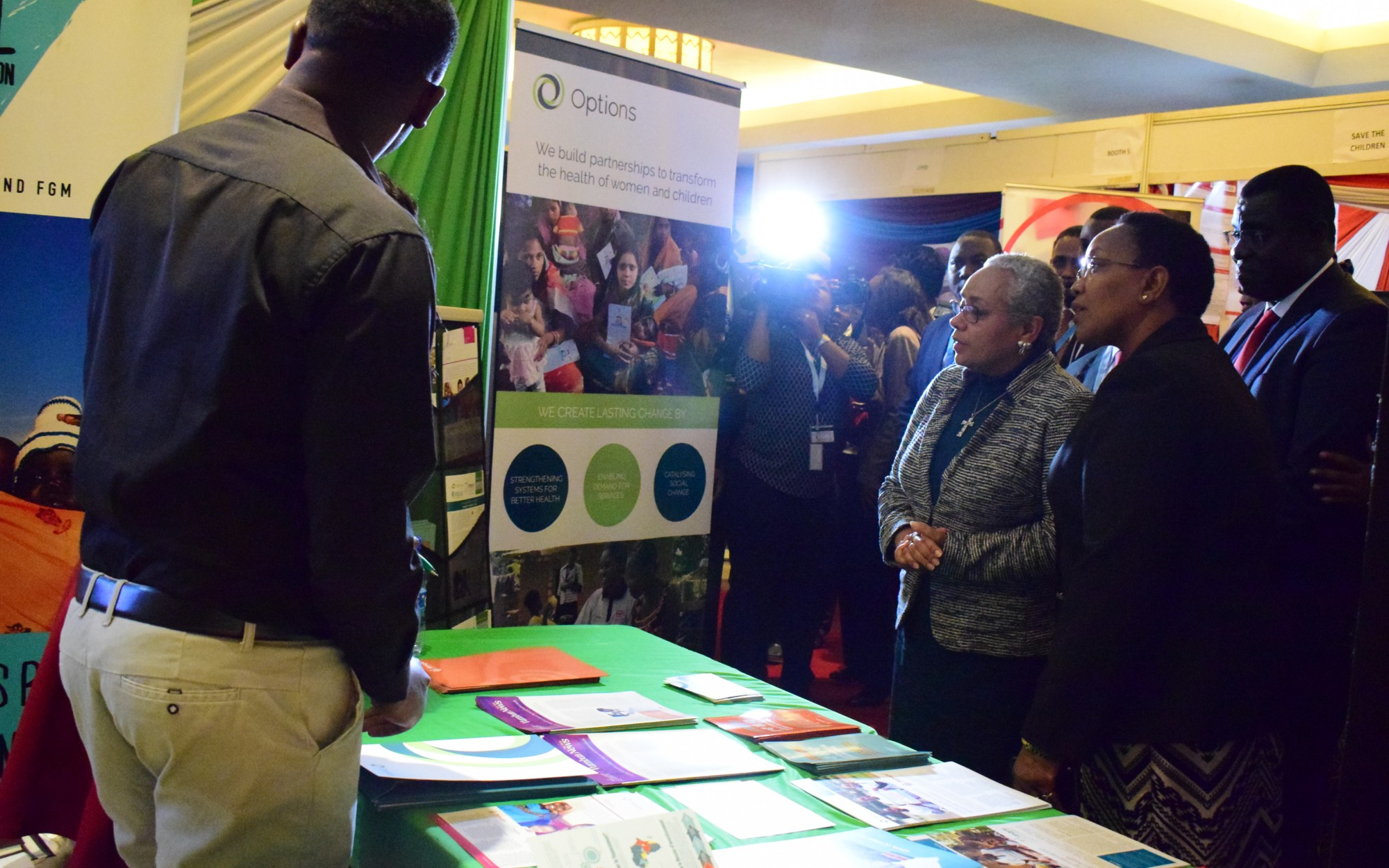 AU Conference on Maternal, Newborn and Child Health