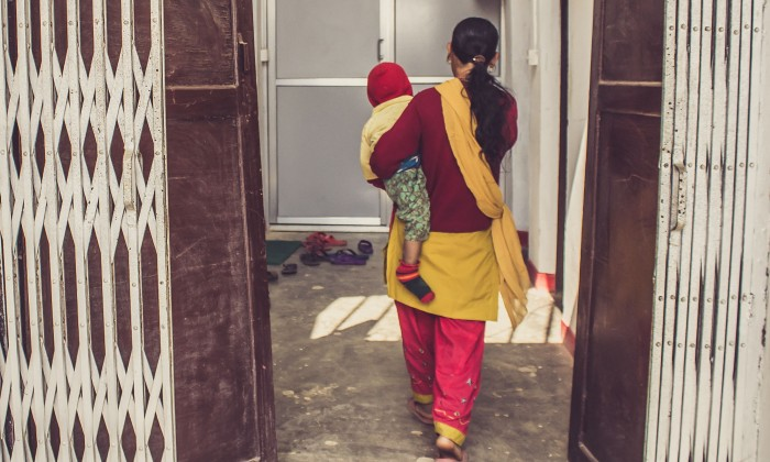 Tackling gender-based violence in Nepal