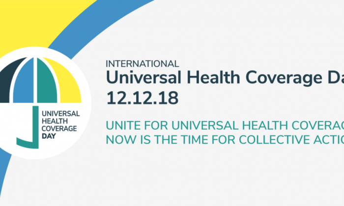 Making steps towards Universal Health Coverage