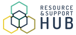 Resource and Support Hub logo