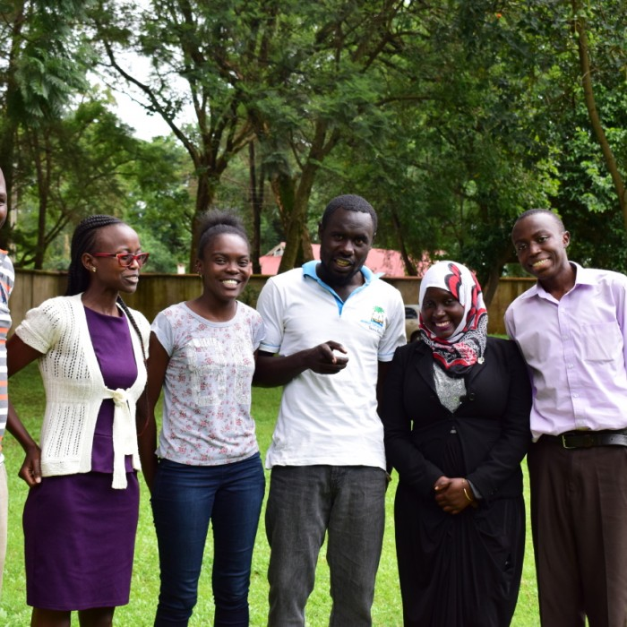 Giving young people a voice on adolescent health in Bungoma County Kenya