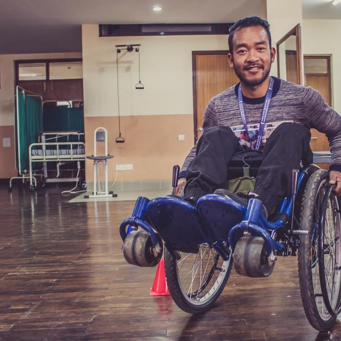 Spinal Injury Rehabilitation Centre, Nepal