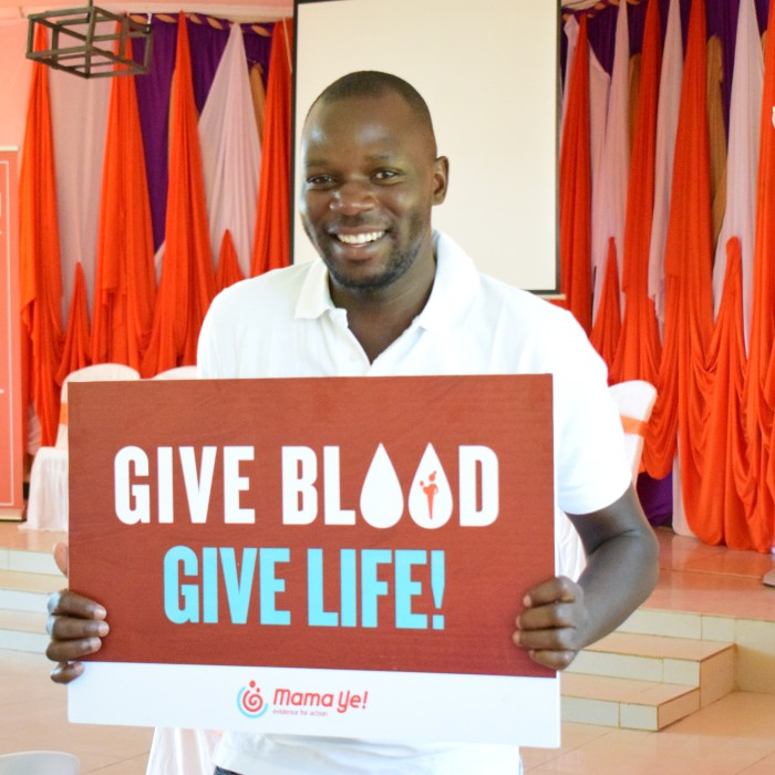 E4A-MamaYe launches blood donation campaign to save mothers' lives