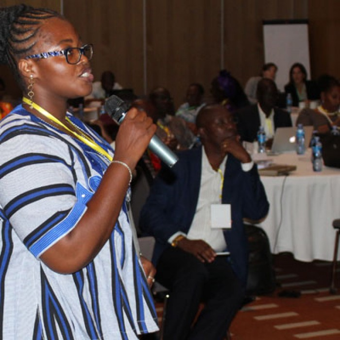 Workshop supports French-speaking civil society to engage with the GFF