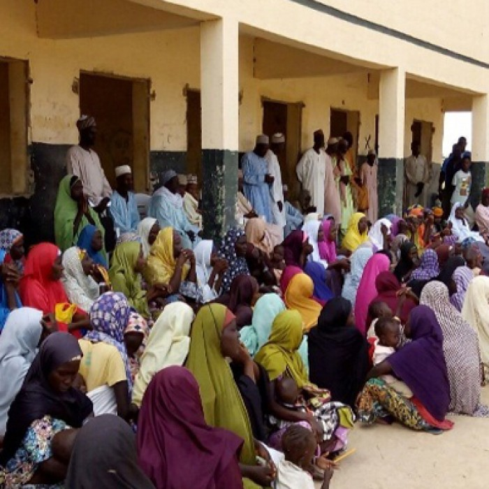 Community Forum, Yobe State, Northern Nigeria