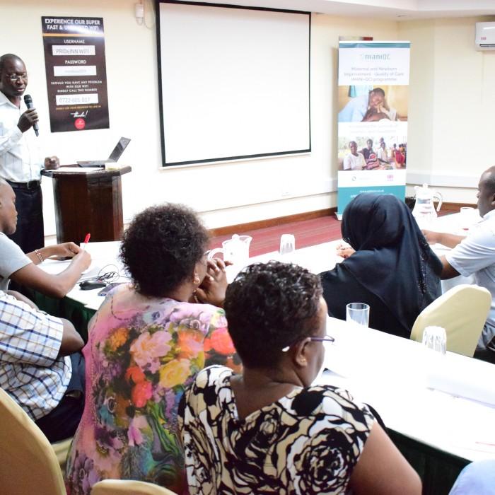 Organisational Capacity Assessment, Kenya